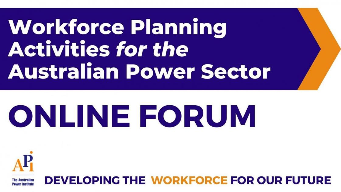 Thumbnail for API Workforce Planning Projects Forums 2021